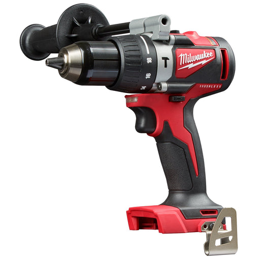 Milwaukee M18 Brushless 13mm Hammer Drill Driver - Tool only M18BLPD2-0