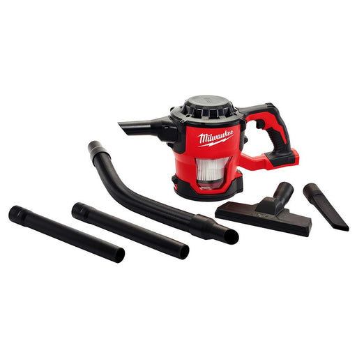 Milwaukee  M18 Compact Vacuum (wand & head) - Tool only M18CV-0