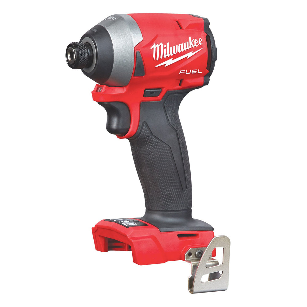 "Milwaukee M18 FUEL 1/4""HEX Impact Driver - Tool only M18FID2-0"