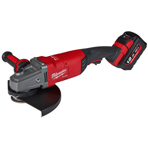 Milwaukee M18 FUEL 180mm/230mm Large Angle Grinder- 12.0Ah kit M18FLAG230XPDB-121