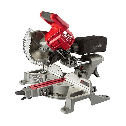 Milwaukee M18 184mm FUEL Sliding Mitre Saw - tool only M18FMS184-0