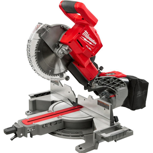 Milwaukee  NEW M18 254mm FUEL Sliding Mitre Saw - tool only M18FMS254-0