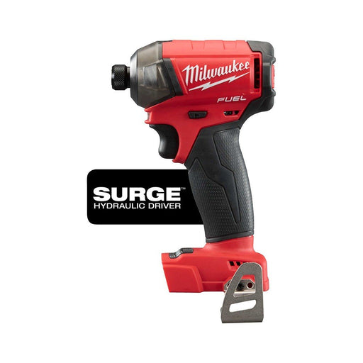 "Milwaukee  M18 FUEL Quiet 1/4""HEX Impact Driver - Tool Only  M18FQID-0"
