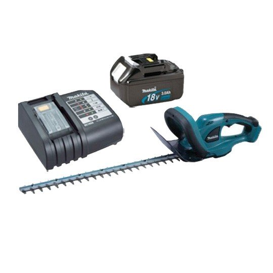 Makita 18V Hedge Trimmer Kit - Includes 1 x 3.0Ah Battery & Charger DUH523SF