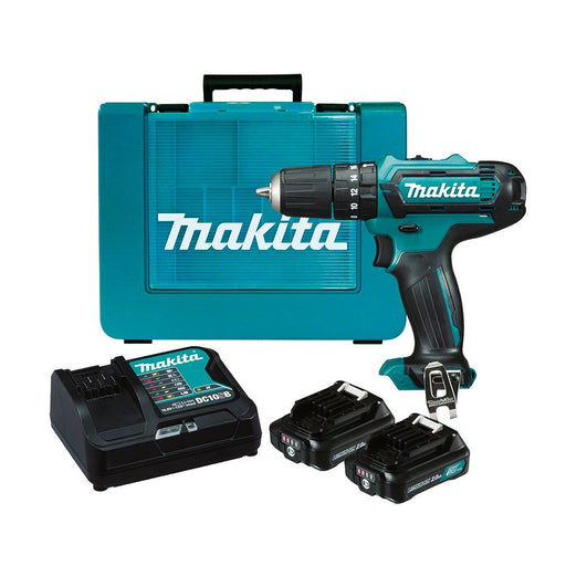 Makita 12V Max Hammer Driver Drill Kit HP331DSAE