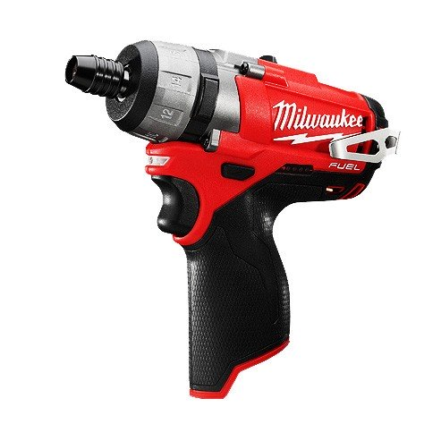 Milwaukee  M12 FUEL Hex Brushless ScrewDriver 1/4in - Tool Only M12CD-0
