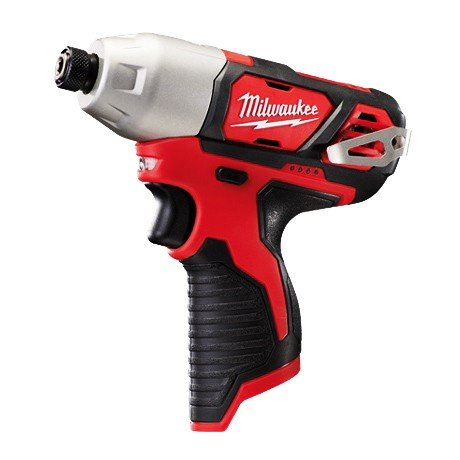 "Milwaukee  M12 1/4"" Hex Sub-Compact Impact Driver - Tool Only M12BID-0"