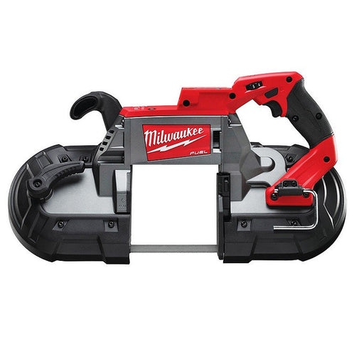 Milwaukee M18 FUEL 125mm Deep Cut Band Saw - Tool only M18CBS125-0