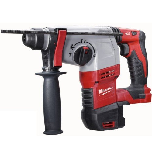 Milwaukee SDS PLUS Rotary Hammer Drill, 3 mode  (MAX 22mm) - Tool only HD18H-0