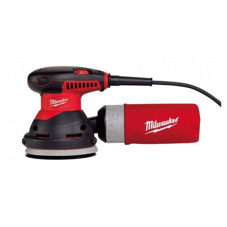 "Milwaukee  125mm (5"") Random Orbital Sander 300Watt ROS125E"