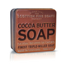 Cocoa Soap in a Tin 100g