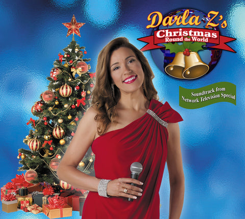 Darla Z's Christmas Round The World