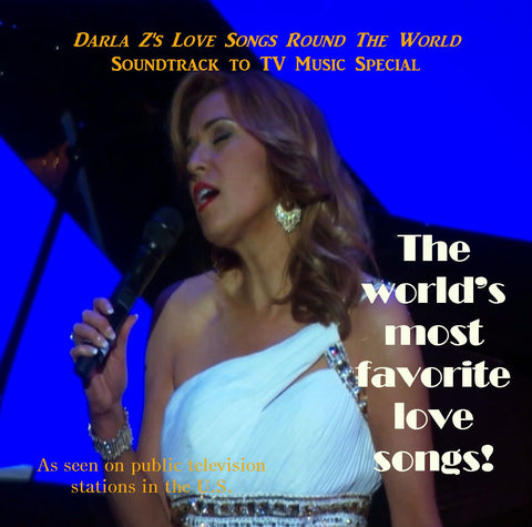 Darla Z's Love Songs 'Round The World