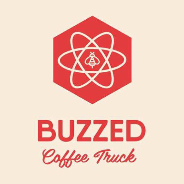 Buzzed Coffee Truck logo
