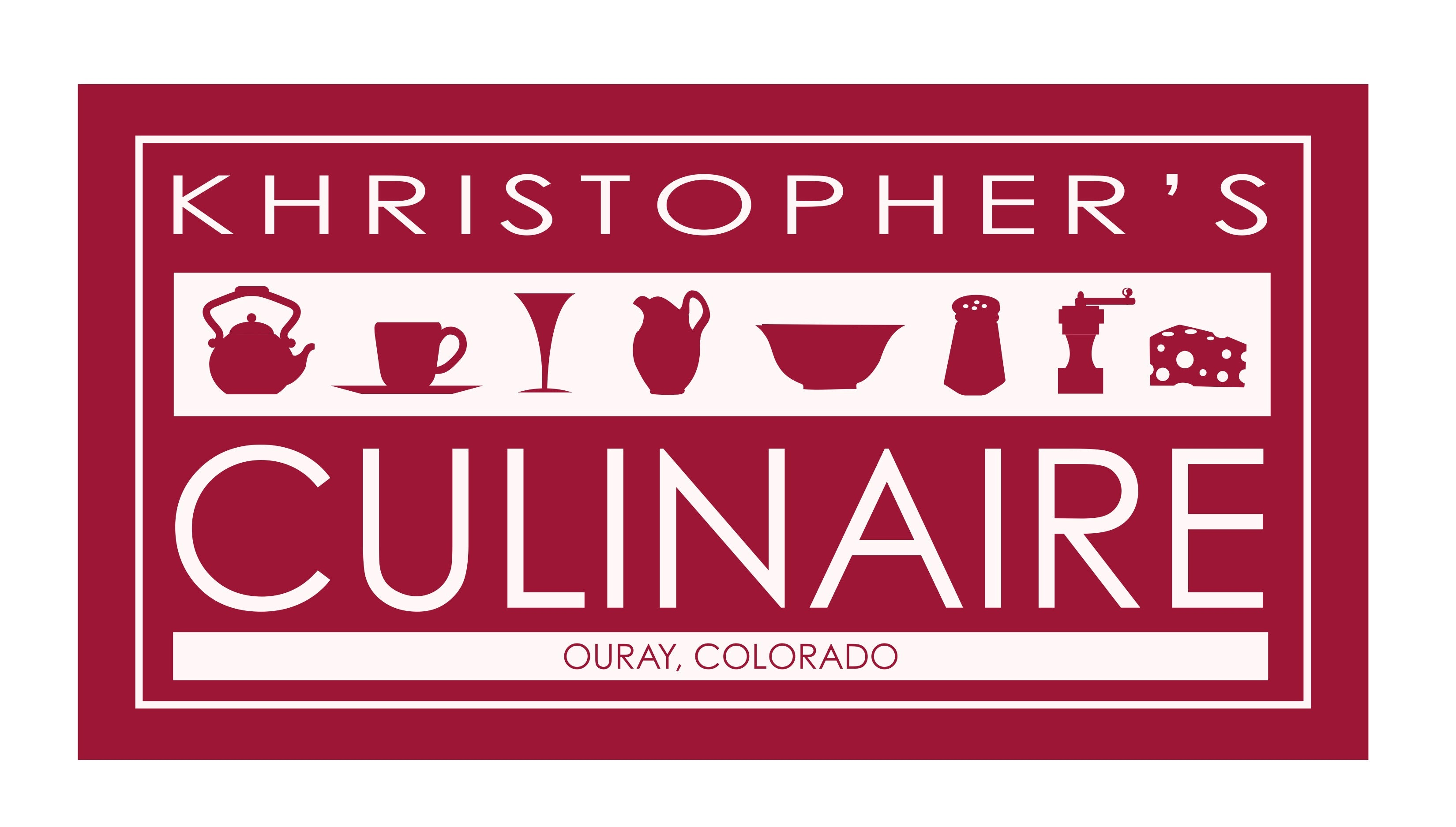 Khristopher's Culinaire logo