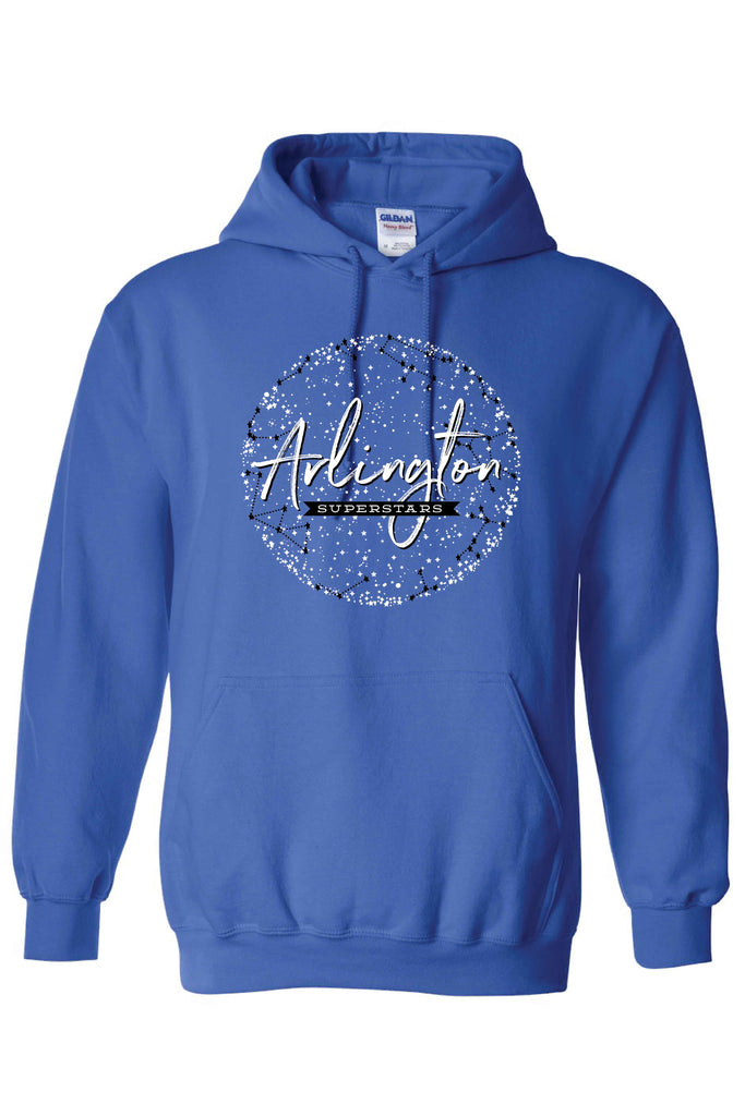 Arlington Hooded Sweatshirts