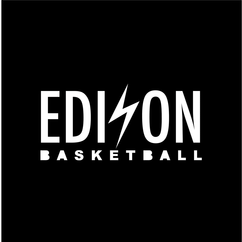Edison 6 Inch Vinyl Cut Sticker