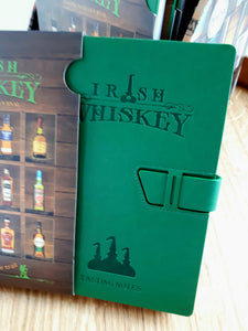 Irish Whiskey Tasting Notes Journal