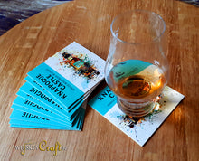 Irish Whiskey Tasting Coaster Set