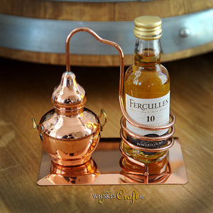 Miniature Still Bottle Holder