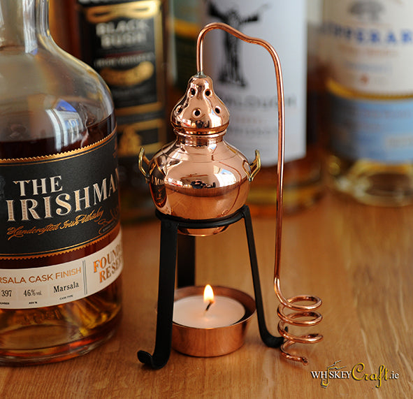Miniature Oil Diffuser Still