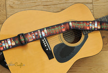 Irish Whiskey Guitar Strap