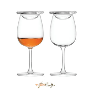 Stemmed Nosing Glass Set