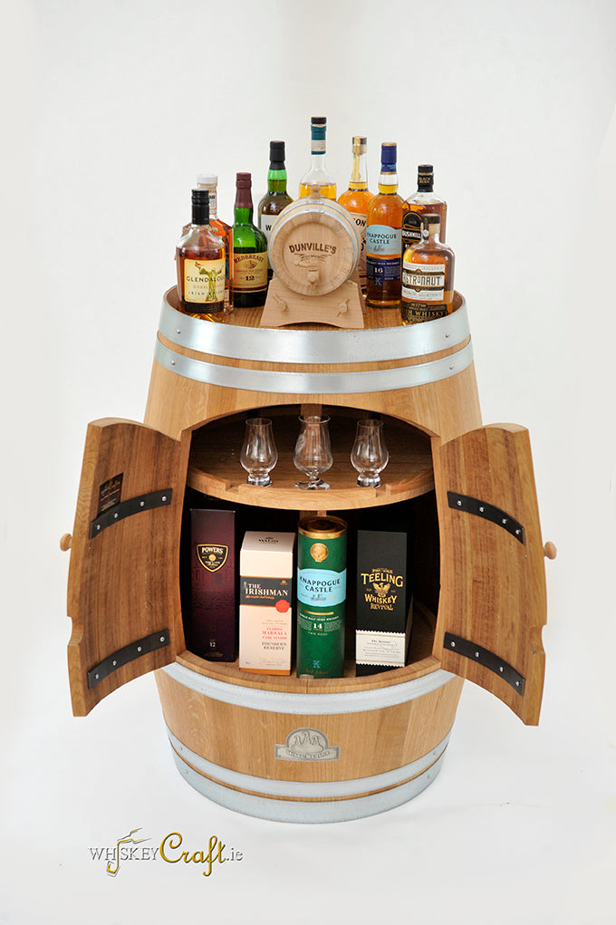 Home Bar Barrel