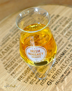 Túath Irish Whiskey Glass