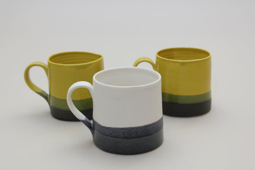 Edit Juhasz Large Mugs - still in stock in white and black