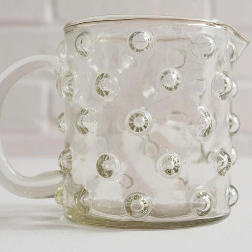Large Jug with Dots - SOLD OUT