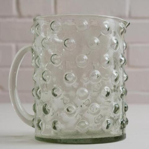 Small Jug With Dots