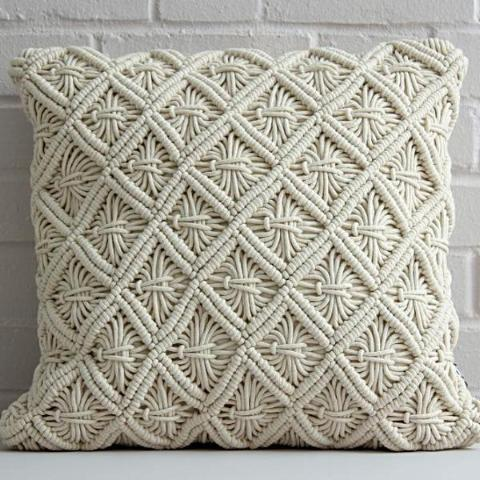 Macrame Cushion - SOLD OUT