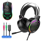 ERGOFINITY™ RGB Gaming Headset