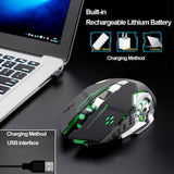 ERGOFINITY™ LED Wireless Gaming Mouse