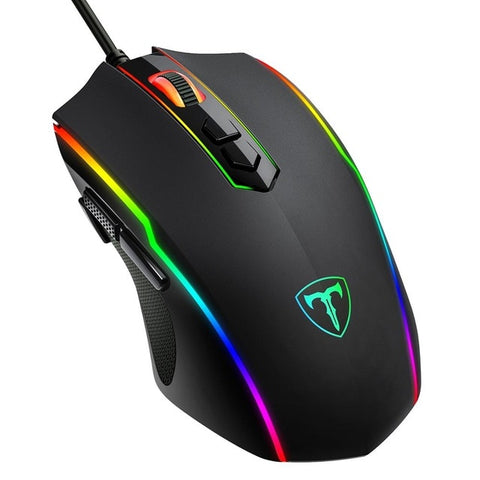 ERGOFINITY™ Wired RGB Gaming Mouse