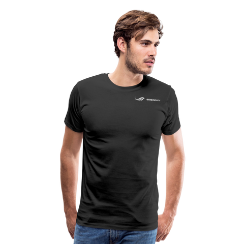 ERGOFINITY™ Men's T-Shirt Premium Light - black