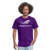 ERGOFINITY™ Men's T-Shirt Classic Light - purple