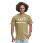 ERGOFINITY™ Men's T-Shirt Classic Light - khaki
