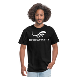 ERGOFINITY™ Men's T-Shirt Classic Light - black
