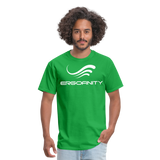 ERGOFINITY™ Men's T-Shirt Classic Light - bright green