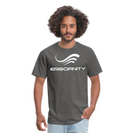 ERGOFINITY™ Men's T-Shirt Classic Light - charcoal