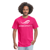 ERGOFINITY™ Men's T-Shirt Classic Light - fuchsia