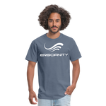 ERGOFINITY™ Men's T-Shirt Classic Light - denim