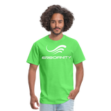 ERGOFINITY™ Men's T-Shirt Classic Light - kiwi