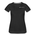 ERGOFINITY™ Women's T-Shirt Premium Light - black