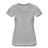 ERGOFINITY™ Women's T-Shirt Premium Light - heather gray