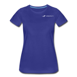 ERGOFINITY™ Women's T-Shirt Premium Light - royal blue