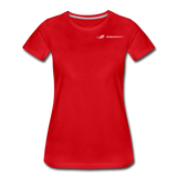 ERGOFINITY™ Women's T-Shirt Premium Light - red