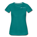 ERGOFINITY™ Women's T-Shirt Premium Light - teal